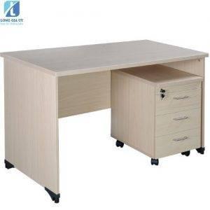 bàn văn phòng gỗ hòa phát AT120S